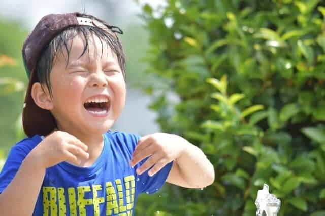 子どもは熱中症になりやすい!夏のお出かけの注意点