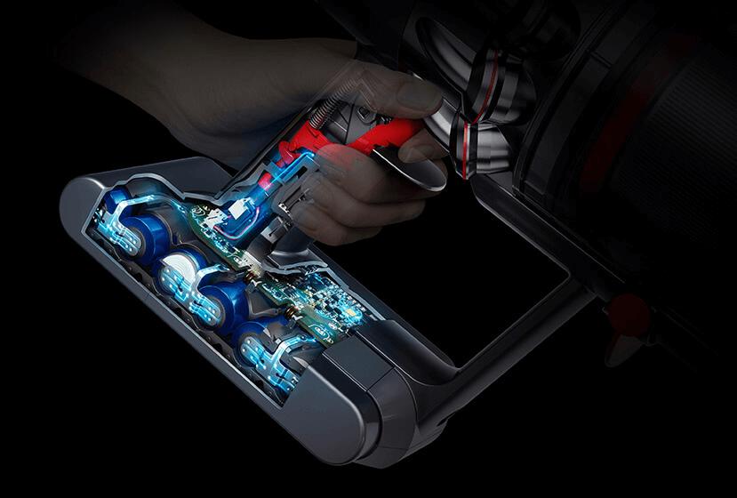 ダイソン最新モデルV11コードレスクリーナーの特長 バッテリー長持ち