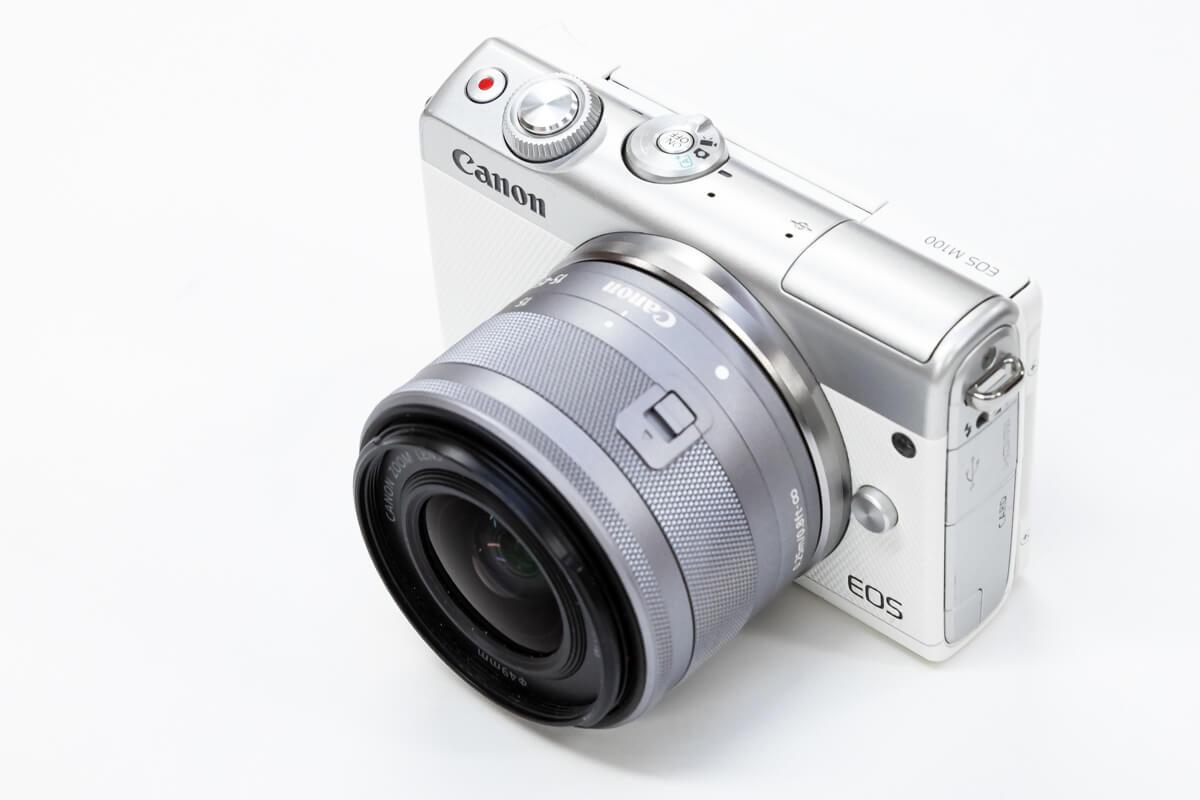 Canon EOS M100 レビュー