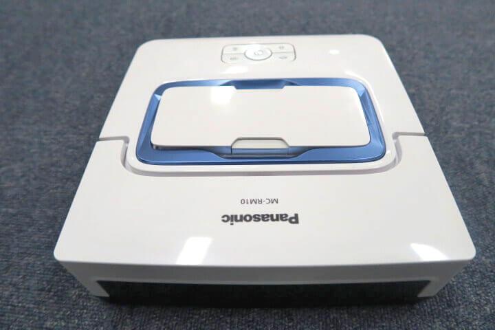 Panasonicの床拭きロボット掃除機Rollan(ローラン)を開封&使用レビュー
