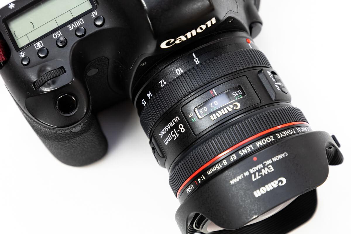 Canon EF 8-15mm F4L フィッシュアイ USM実写レビュー。変わった作風を求める方におすすめ魚眼レンズ