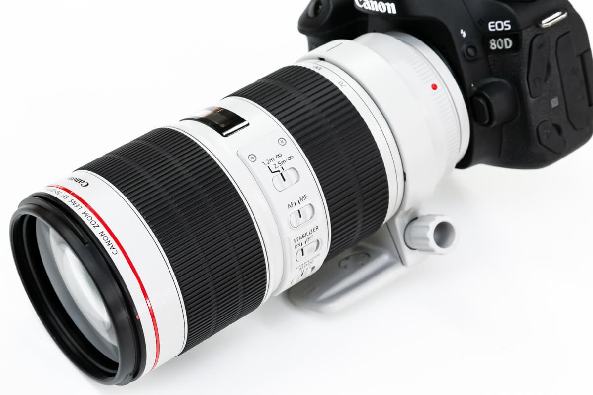 EF70-200mm F2.8L IS III USM レビュー