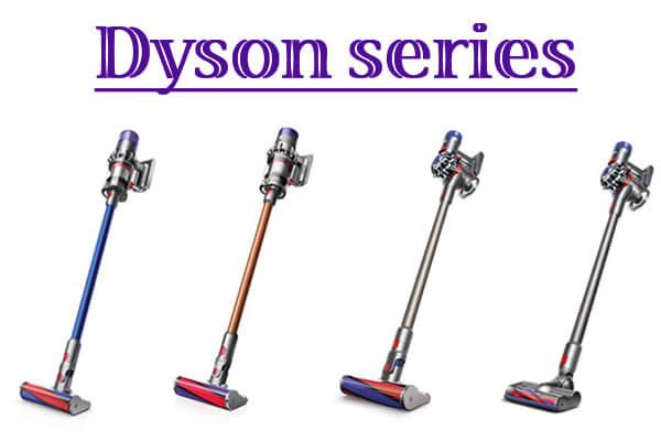 [最新]ダイソンコードレス掃除機 DigitalSlimを含む全27種を一覧表で比較!おすすめや選び方を紹介