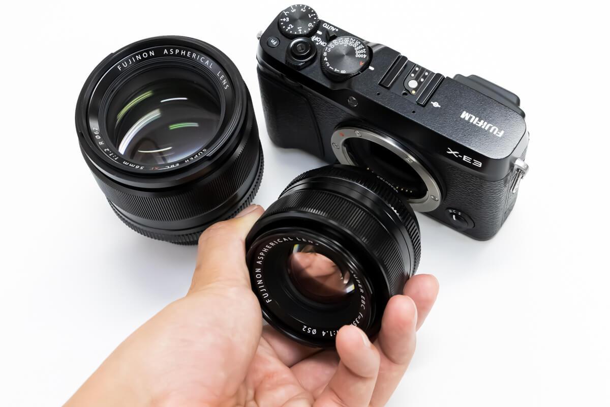 カメラ レンズマウント