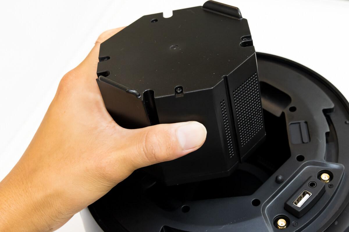 Insta360 Titan バッテリー