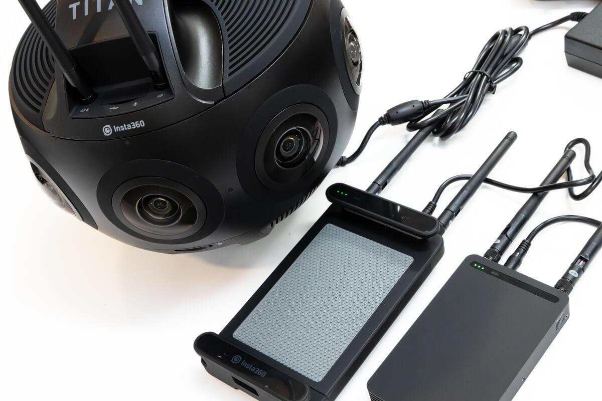 Insta360 Titan FarSight