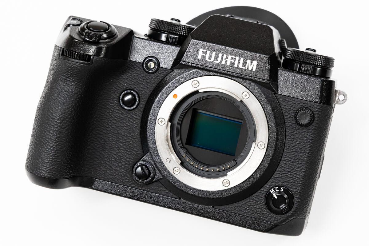 FUJIFILM X-H1 耐久性