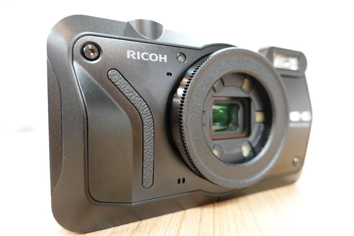 RICOH WG6,WG60,WG50の違いを比較 5. WG-6には便利な撮影機能も追加