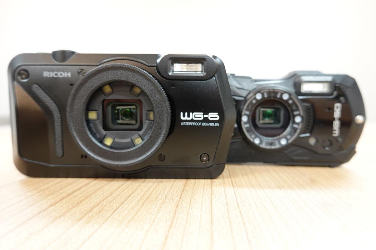 自分にあったRICOH WG防水カメラで水中撮影を楽しもう