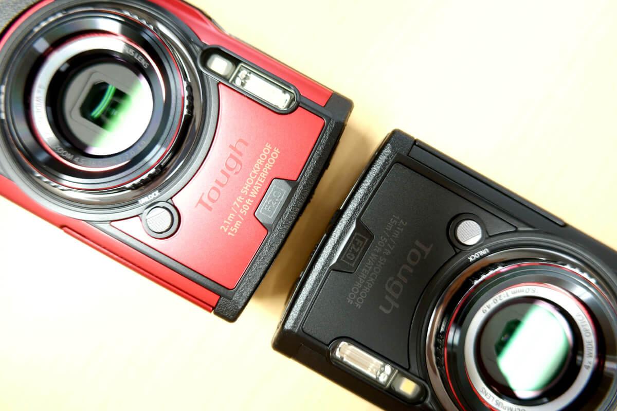 [速報]オリンパスの新防水カメラ「Tough TG-6」使用レビュー!より水中向きなタフカメラに進化