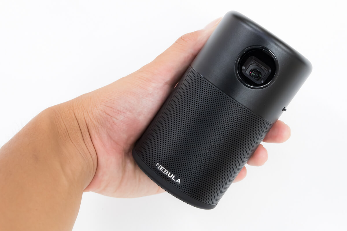 Anker Nebla Capsule Pro 携帯性