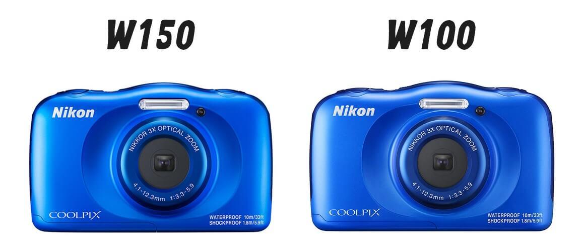 新しい「W150」と前モデル「W100」の違いを比較