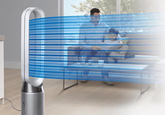 ダイソン扇風機を5つの選び方で比較 涼風機能