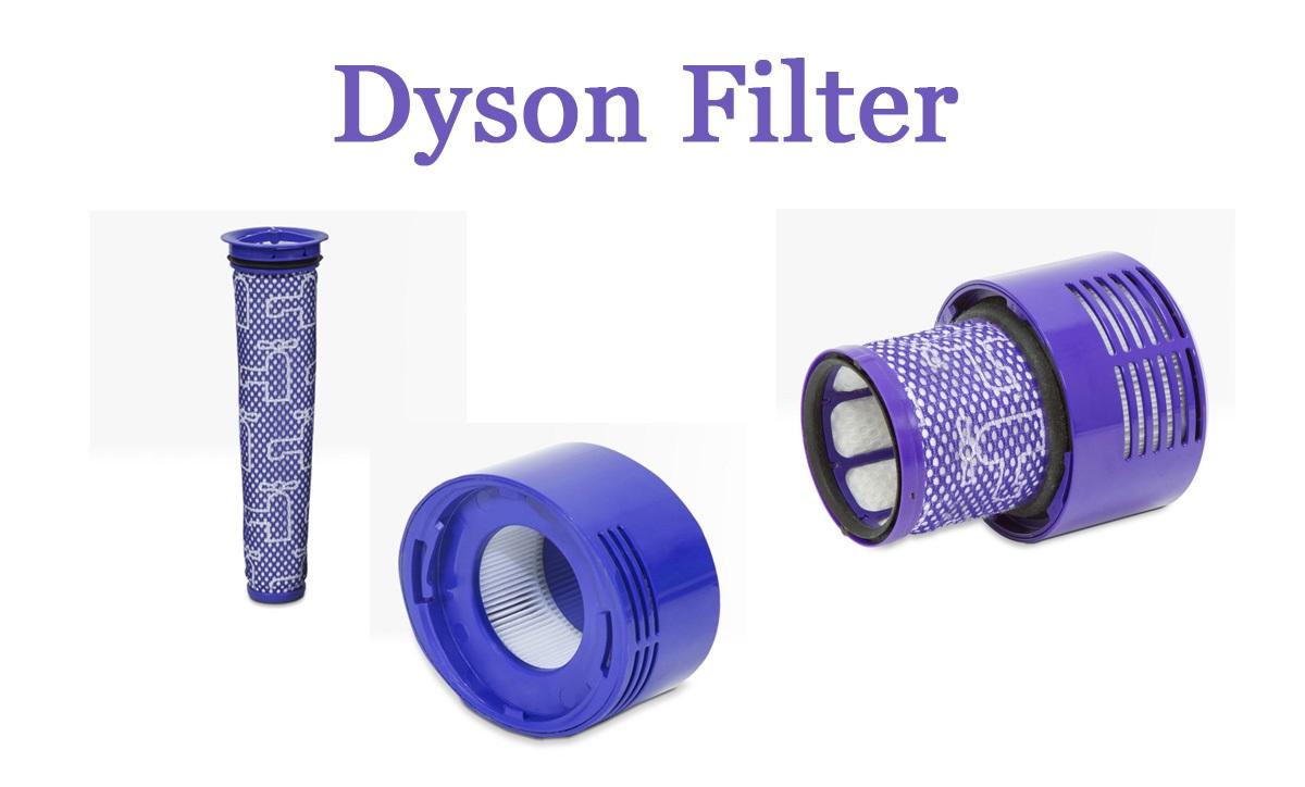 ダイソンコードレス掃除機のフィルターを解説!種類・洗い方・交換時期・お得に買う方法とは?