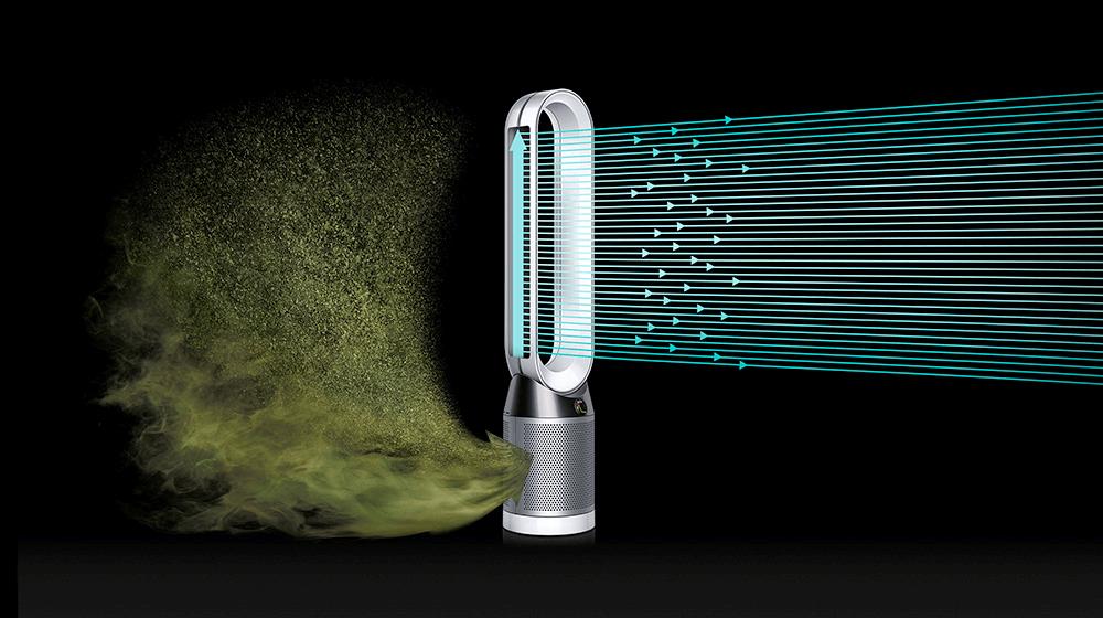 ダイソン扇風機を5つの選び方で比較 空気清浄機能