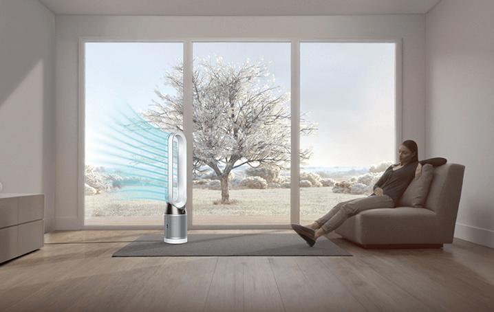 ダイソン扇風機を5つの選び方で比較 空気清浄機能 ディフューズドモード