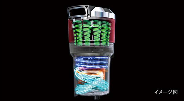 東芝コードレススティック掃除機を5つの選び方で比較 1. 清掃力を比較