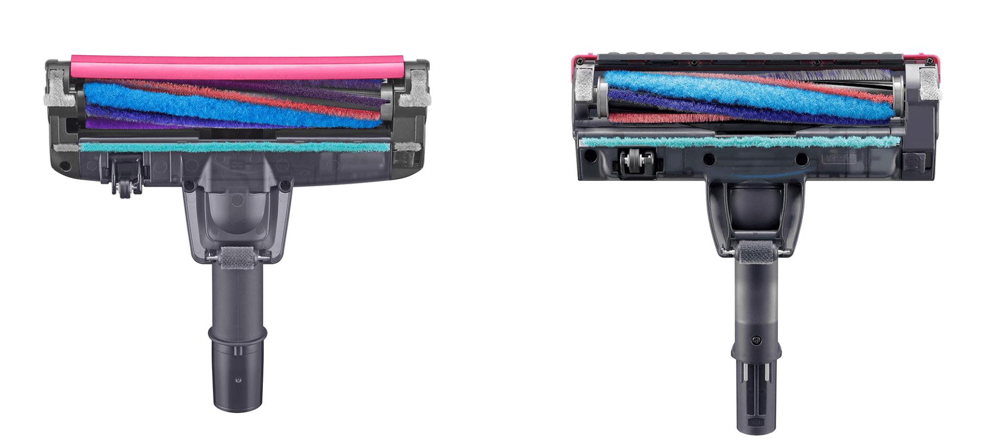 シャープのコードレススティック掃除機を5つの選び方で比較 2. モーターヘッドを比較