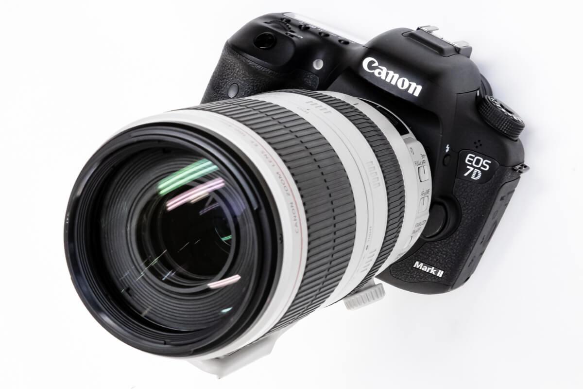 フルサイズ対応レンズ APS-C