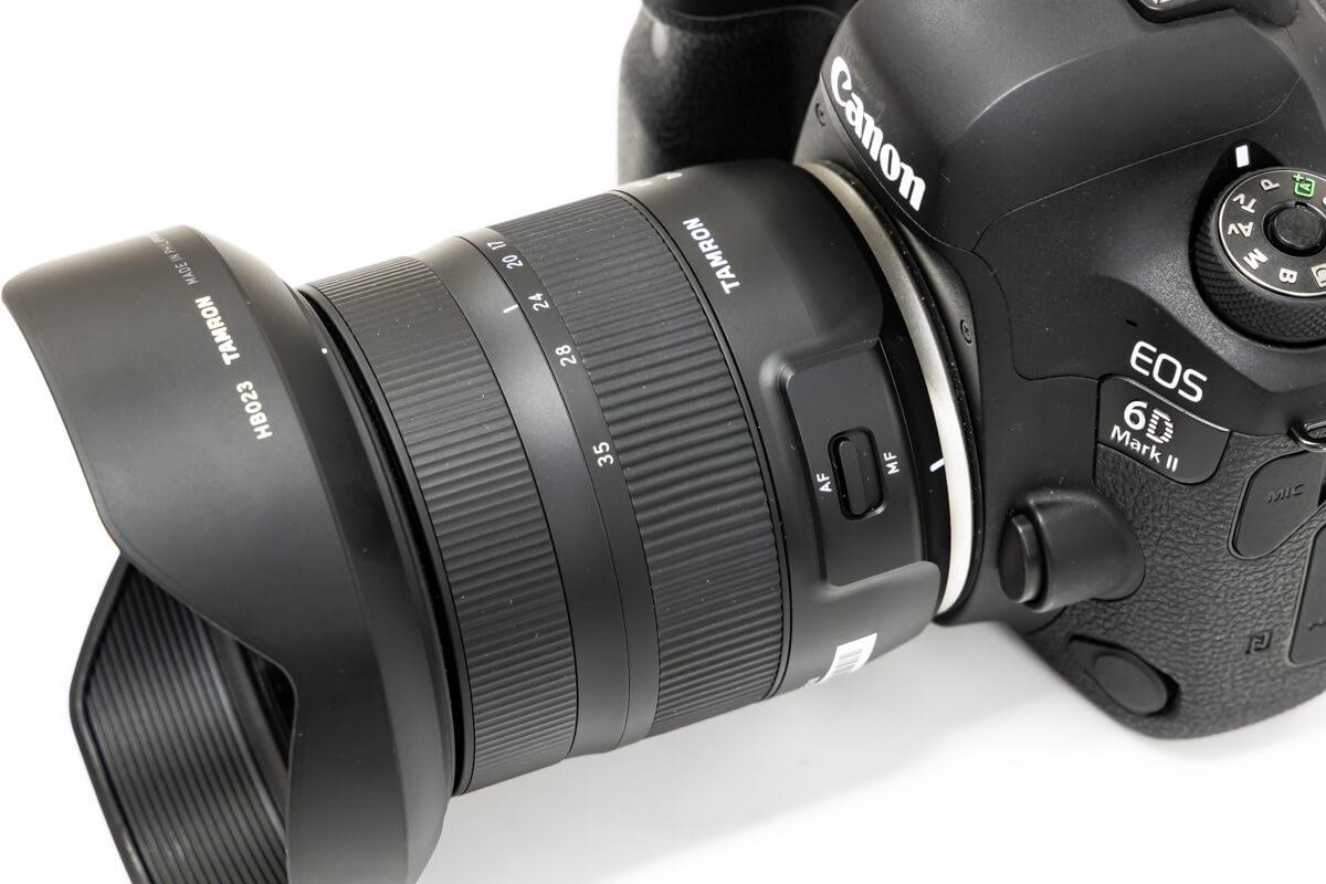 TAMRON 17-35mm F/2.8-4 Di OSD レビュー