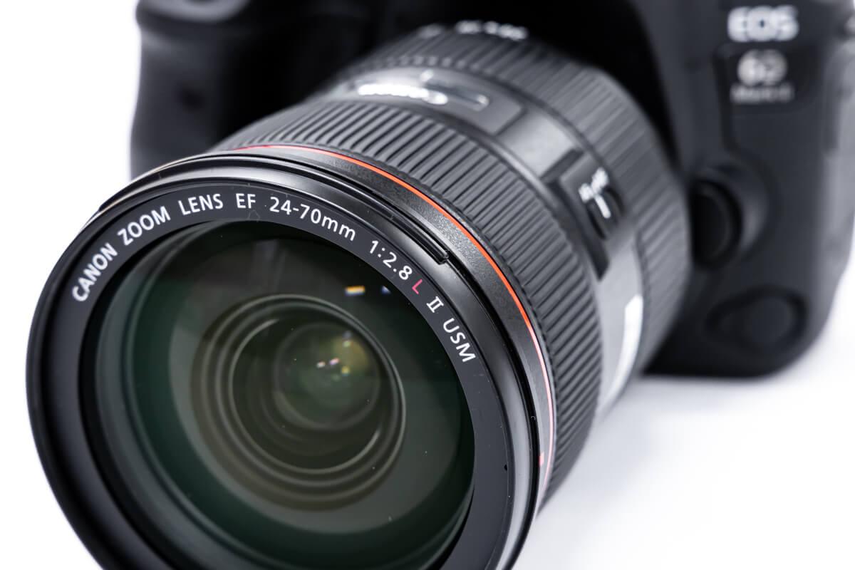 EF24-70mm F2.8L II USM デザイン