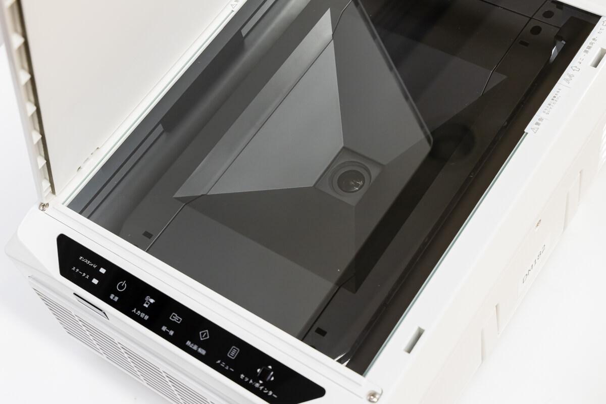 書画カメラ搭載プロジェクター「aui AD-2100X」の特徴 315万画素の書画カメラ内蔵