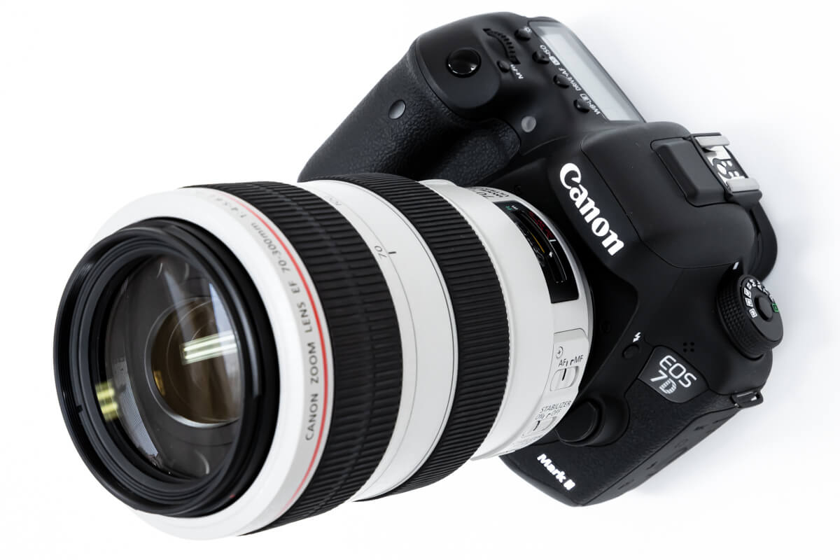 Canon EF70-300mm F4-5.6L IS USM 携帯性