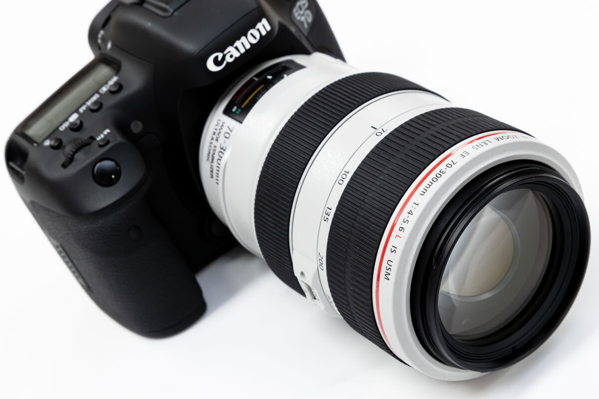 Canon EF70-300mm F4-5.6L IS USM レビュー
