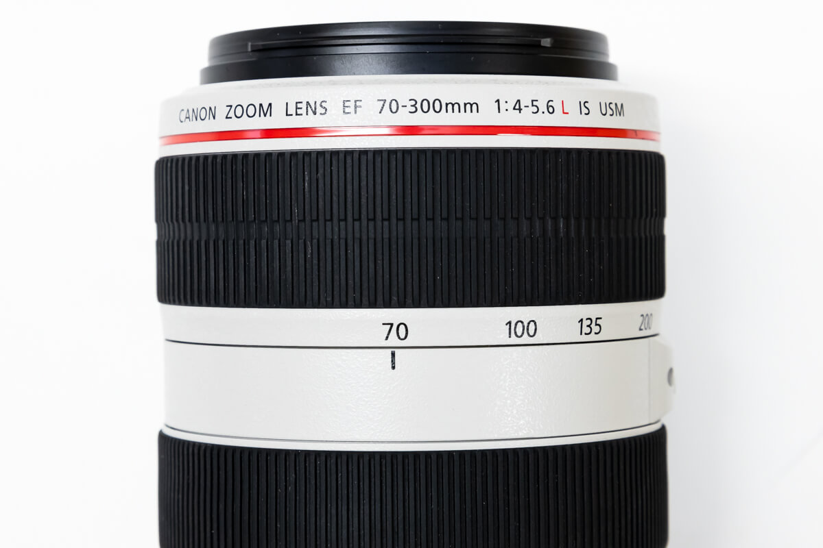Canon EF70-300mm F4-5.6L IS USM Lレンズ