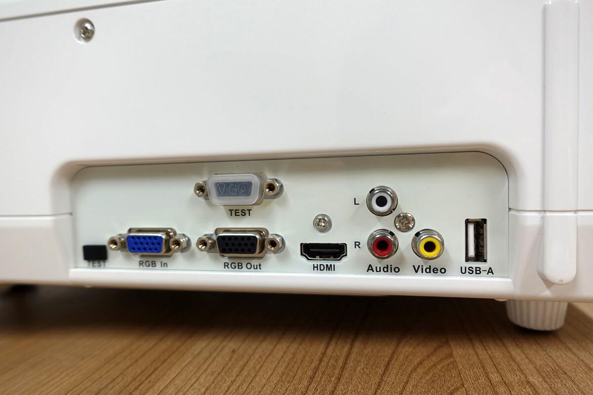 書画カメラ搭載プロジェクター「aui AD-2100X」の特徴 USBでPCレス投影