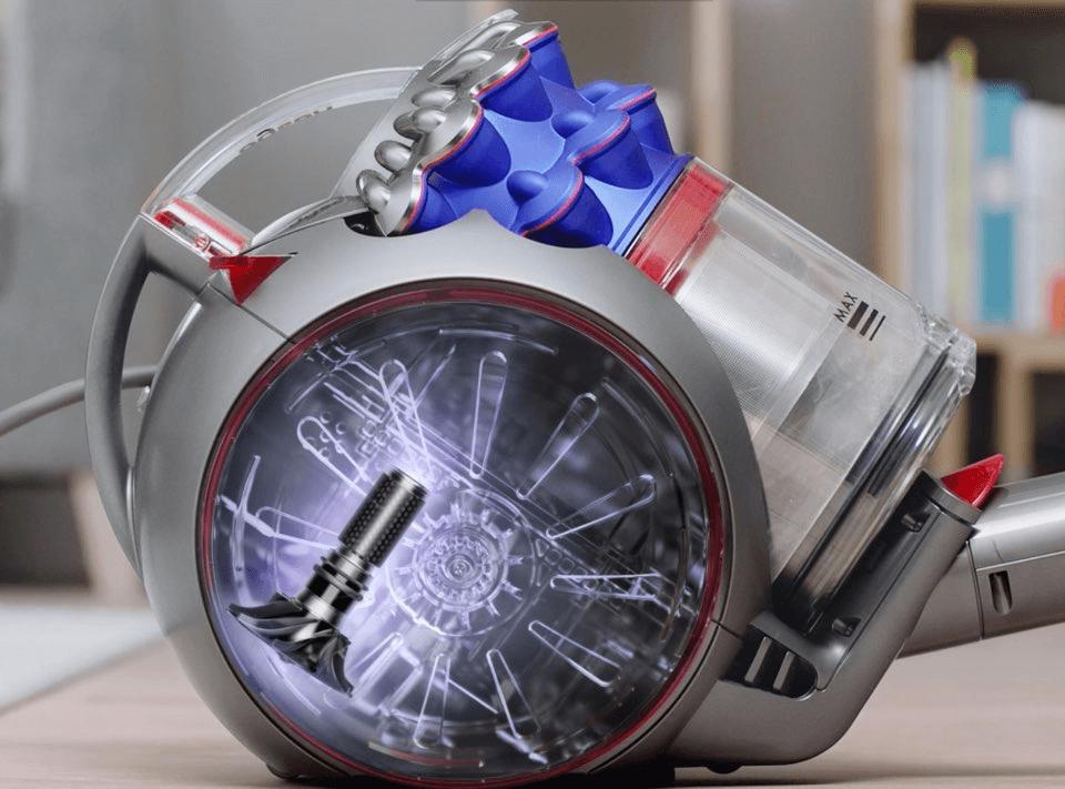 ダイソンキャニスター型掃除機の基礎知識