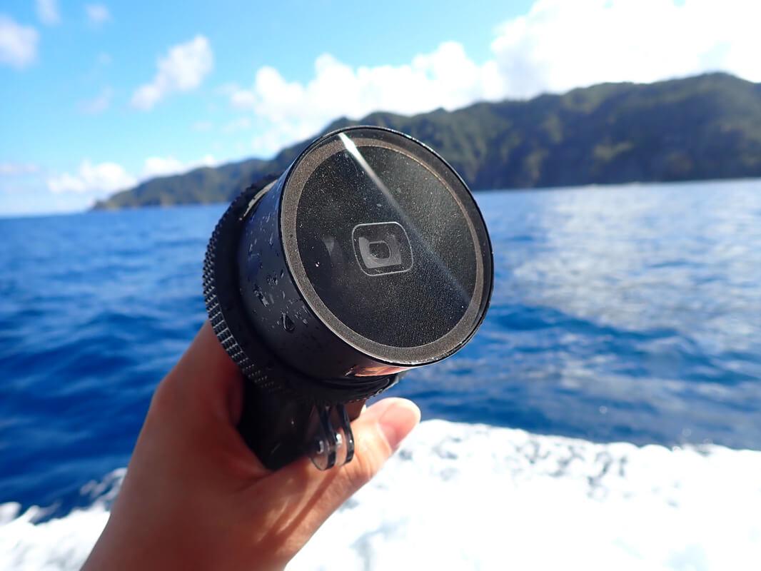 DJI Osmo Pocketの防水ケースを実際使って水中撮影レビュー!海・山・プールまで撮影の幅が広がるアクセサリー