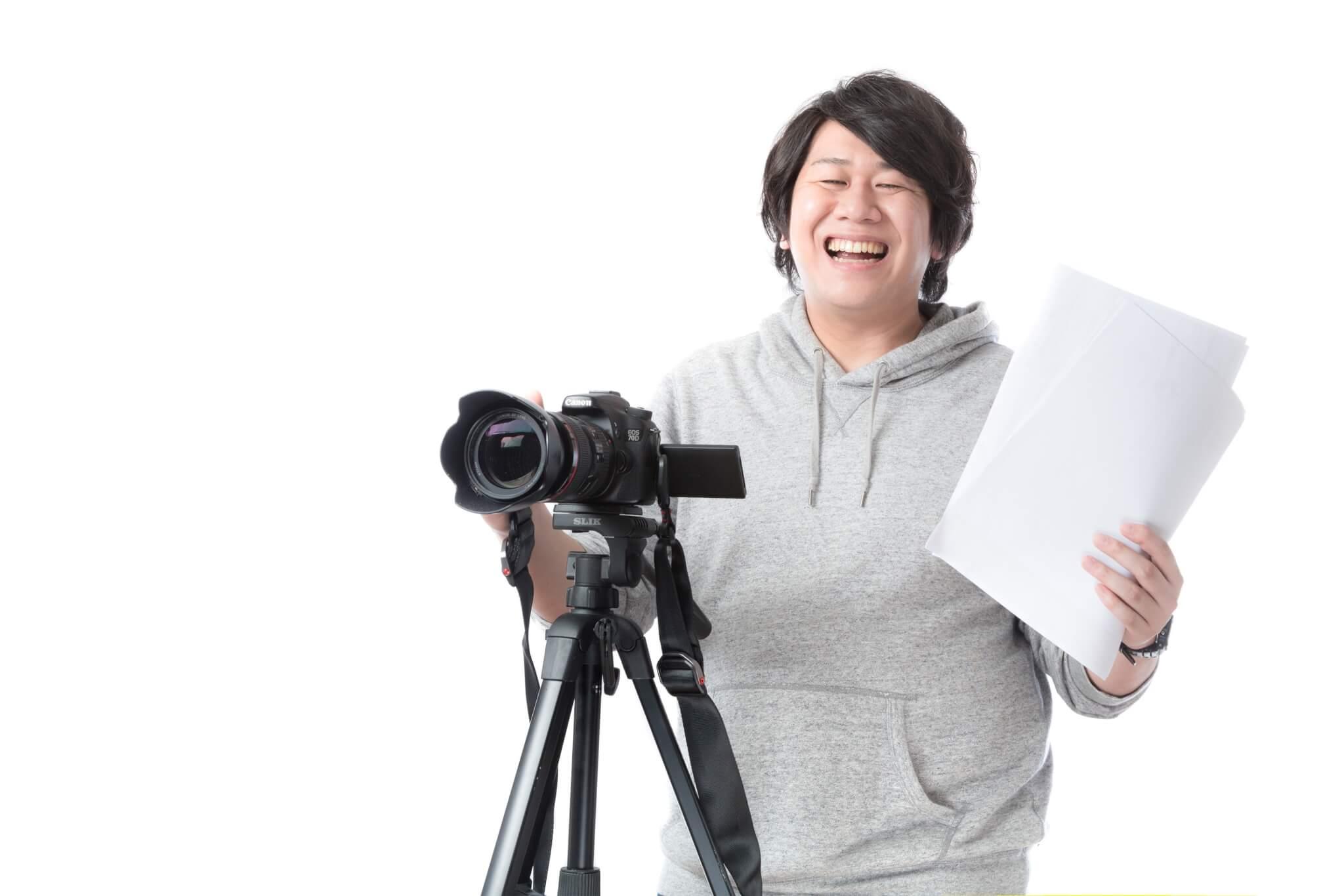 映像制作に最低限必要な機材を徹底紹介!MVやショートフィルムをレンタル機材で撮る際の費用は?