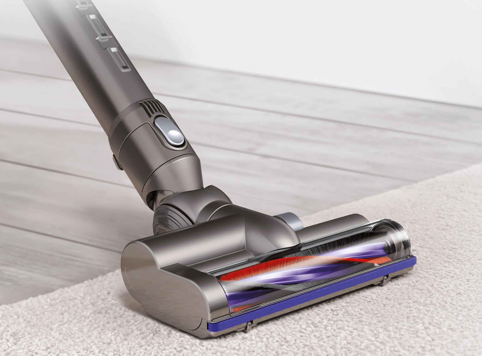 ダイソン キャニスター型掃除機の選び方 2. 付属品で比較し機種を選ぶ
