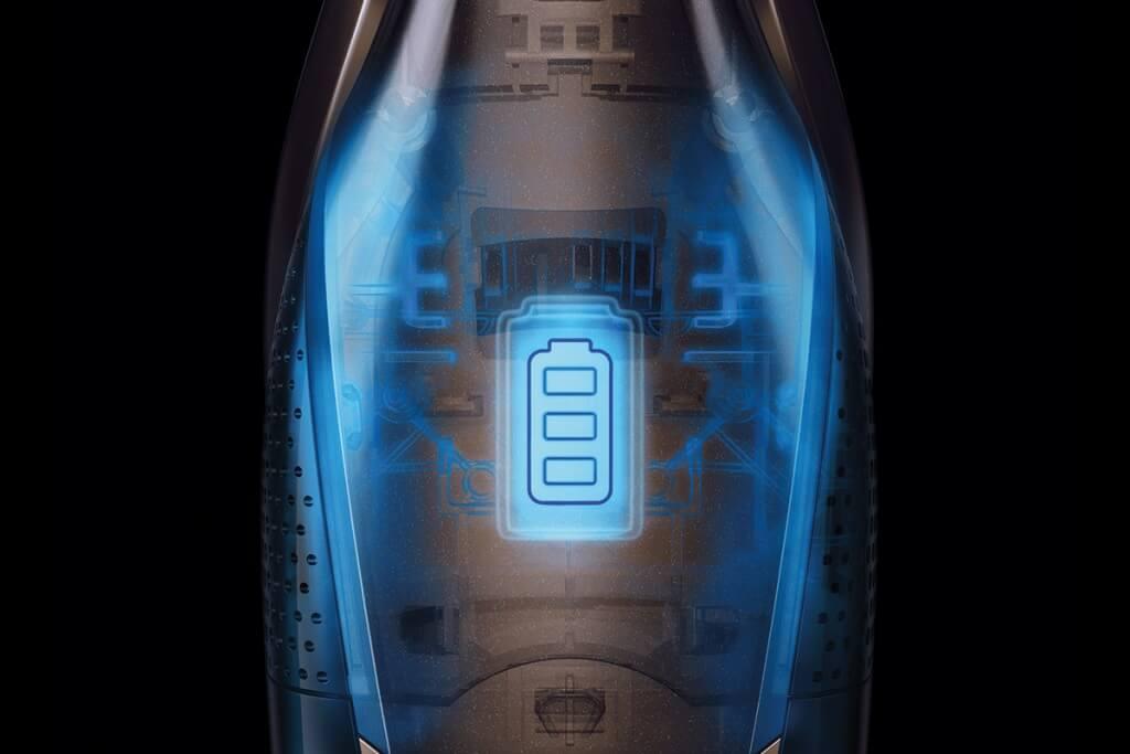 エレクトロラックスの掃除機を5つの選び方で比較  2. バッテリーを比較