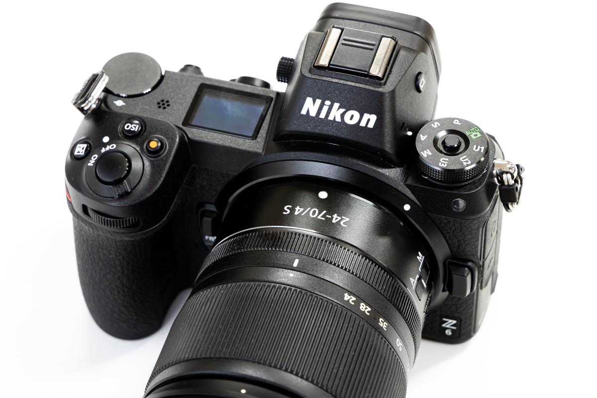 Nikon Z6 レビュー