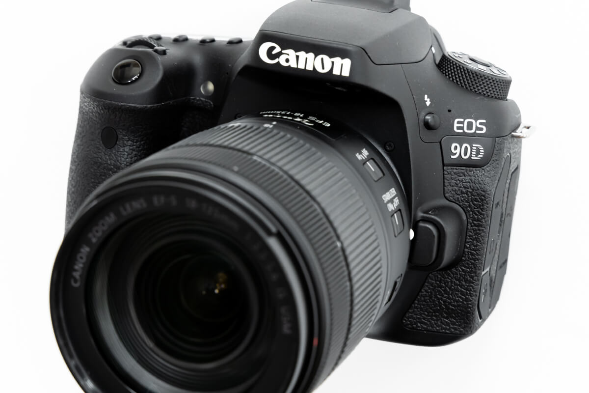Canon EOS 90D レビュー