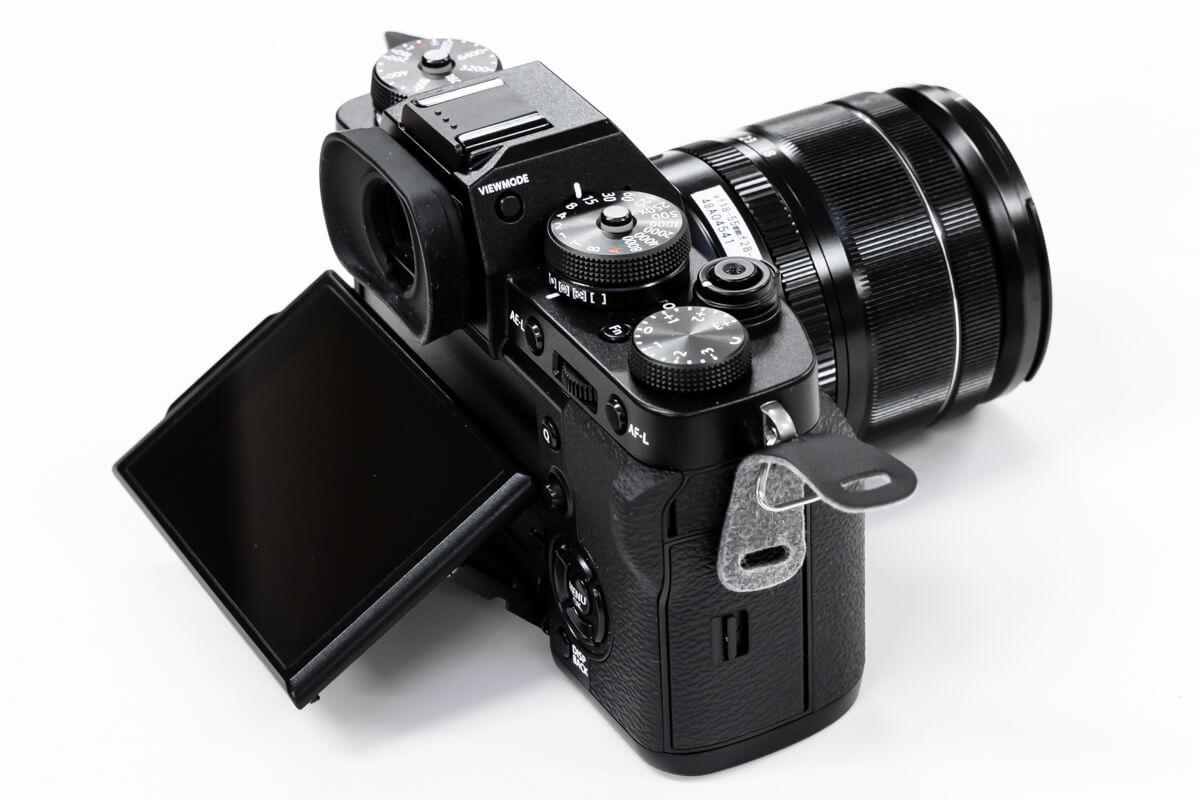 FUJIFILM X-T3 液晶モニター