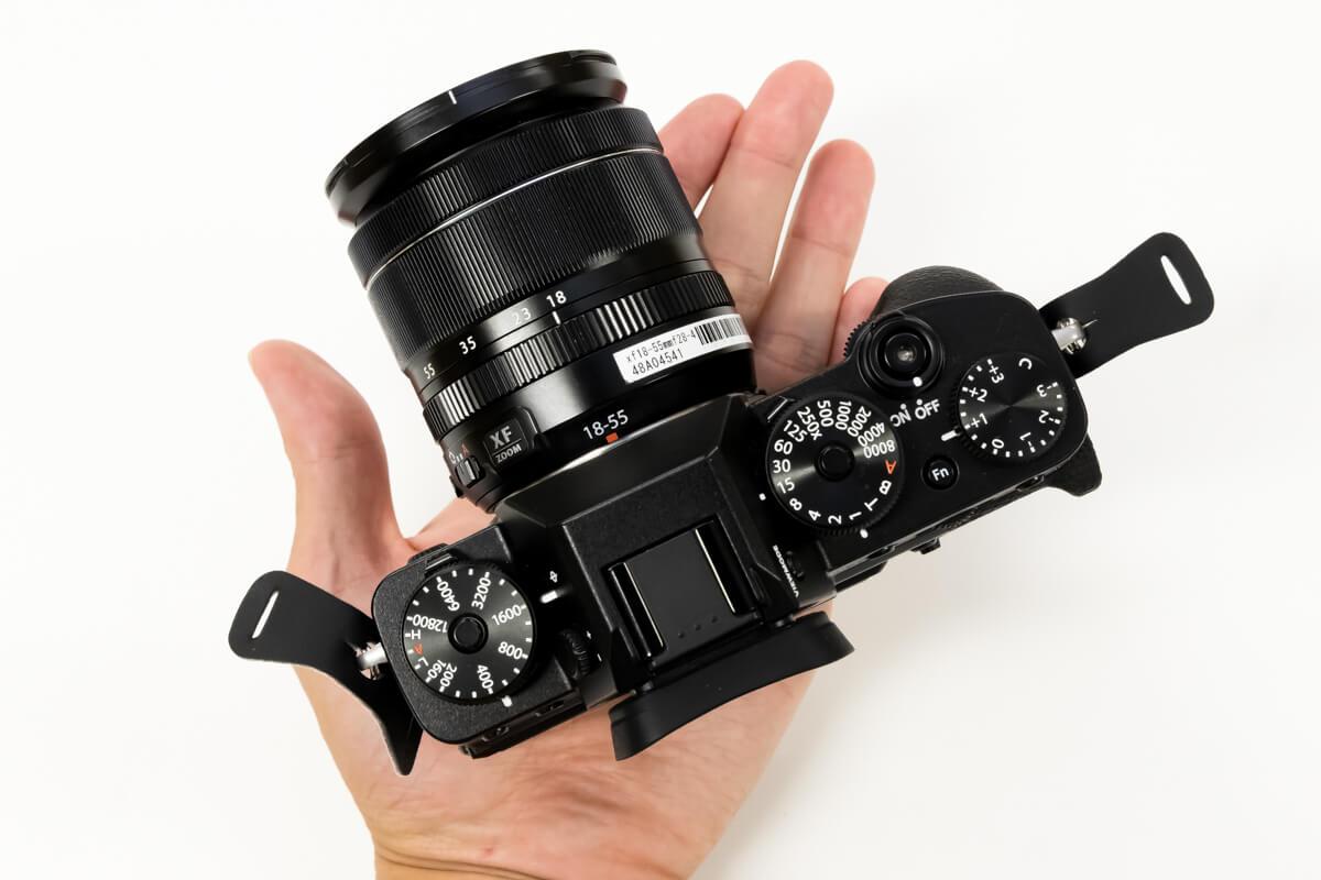 FUJIFILM X-T3 携帯性