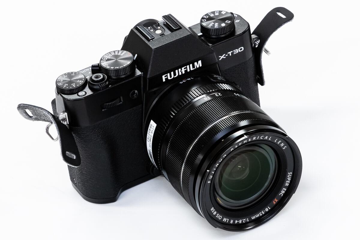 FUJIFILM X-T30 デザイン