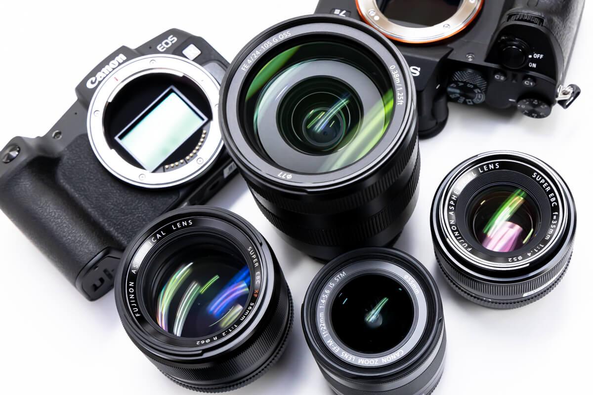 海外旅行 カメラ