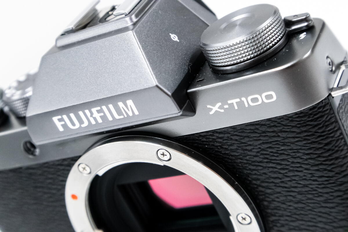 FUJIFILM X-T100 レビュー