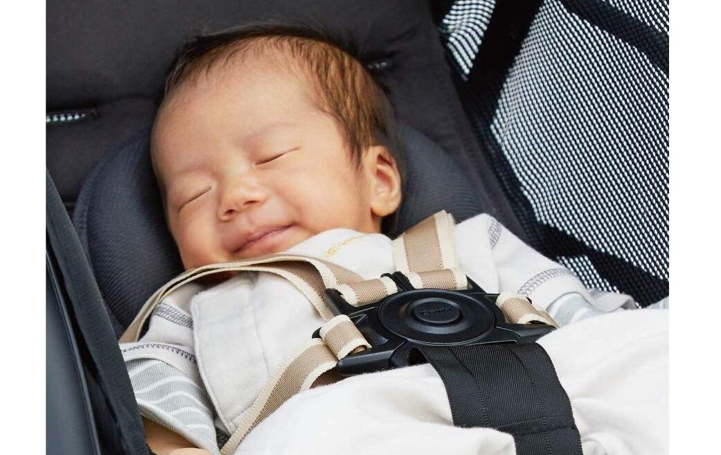 「コンビ Age(エイジ)」の特長 赤ちゃんを守る機能も充実