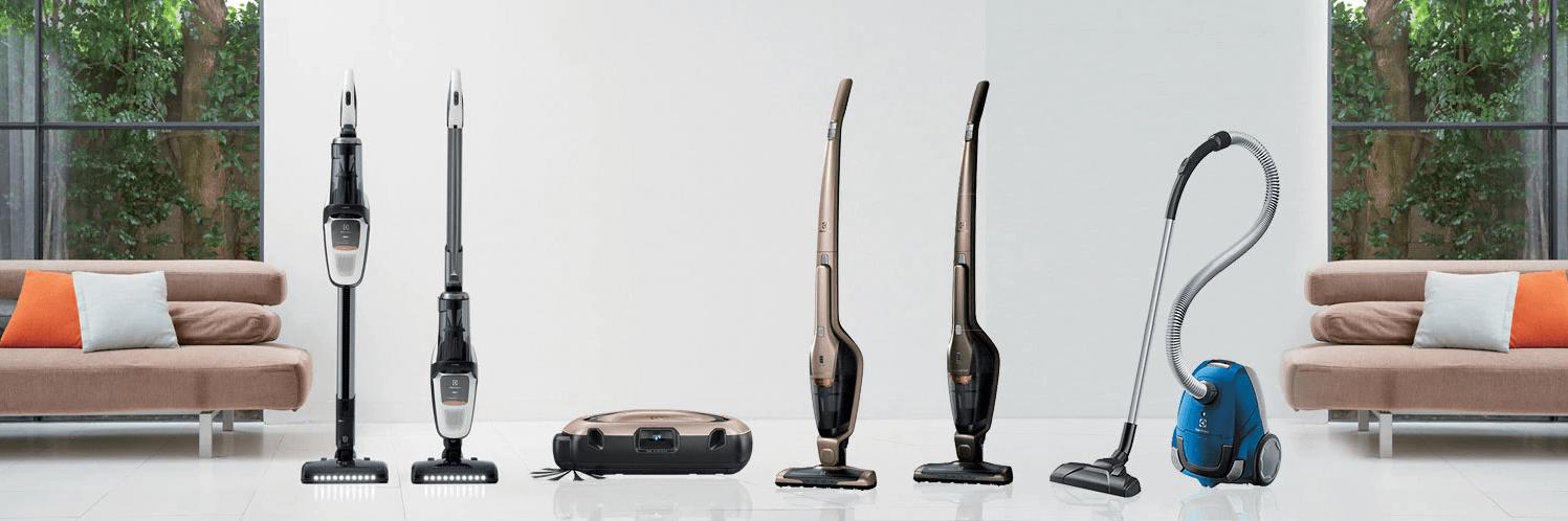 Electrolux(エレクトロラックス)のロボット掃除機は2シリーズ