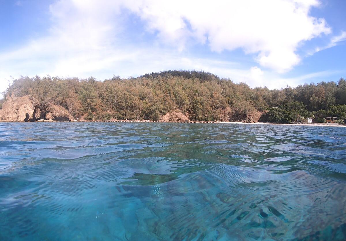小笠原父島でおすすめのシュノーケリング・海水浴スポット 4. 宮之浜
