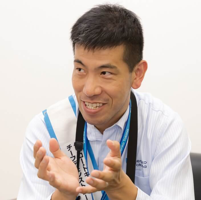 ケンコー・トキナー 田原栄一氏