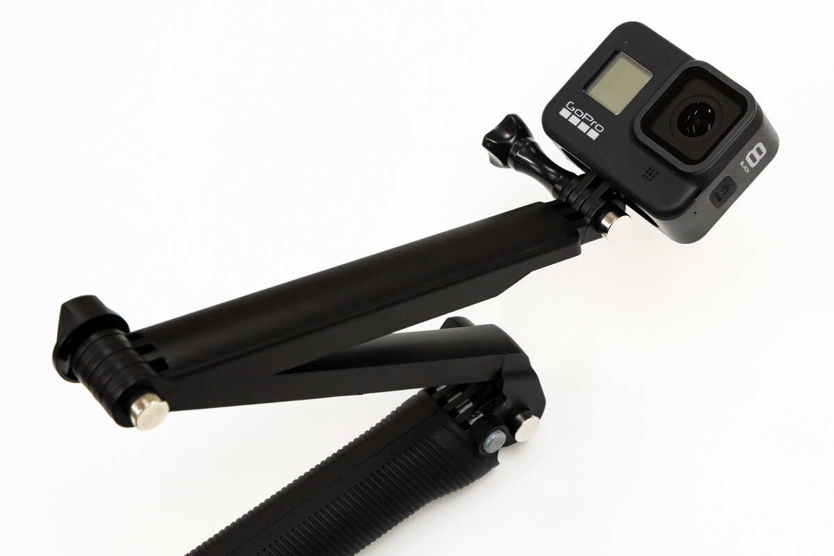 GoPro セルフィー撮影