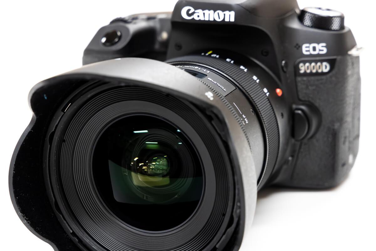 Tokina atx-i 11-16mm F2.8 CF コーティング