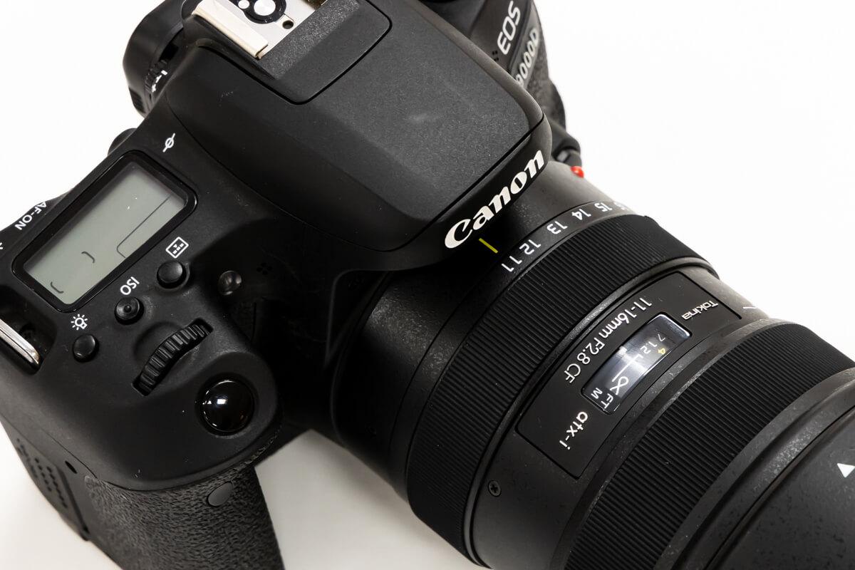 Tokina atx-i 11-16mm F2.8 CF レビュー