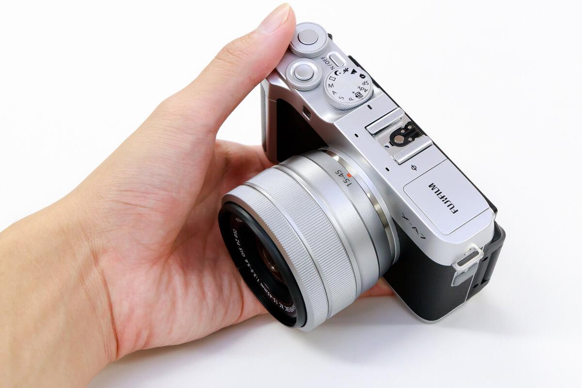 FUJIFILM X-A7 小型 軽量